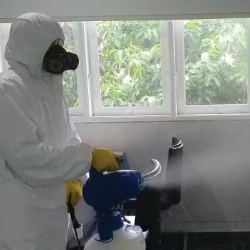 Ikari Jasa Fogging Desinfektan